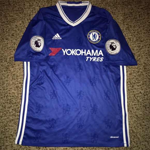 pretty nice 5b4cc bc9eb Official Chelsea FC Eden Hazard Jersey